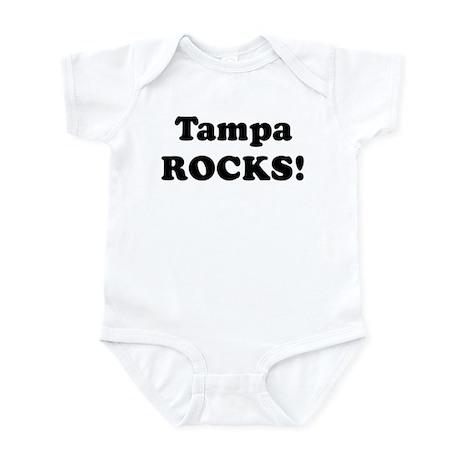 Tampa Rocks! Infant Bodysuit