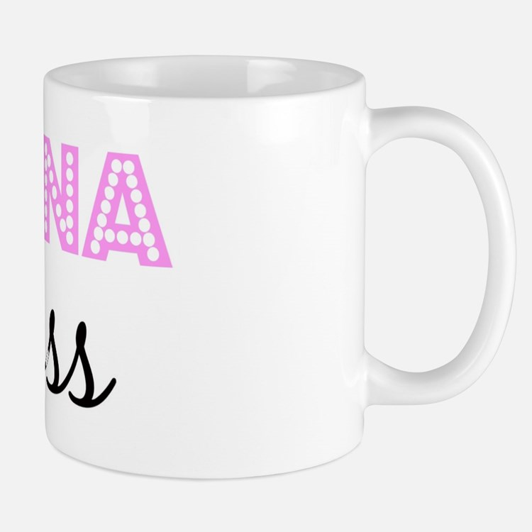 Indiana Princess Mug
