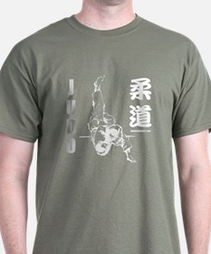 Judo Throw T-Shirt