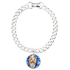 yorki copy               Charm Bracelet, One Charm