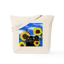 sunflowerbcat                             Tote Bag