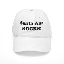 Santa Ana Rocks! Baseball Cap