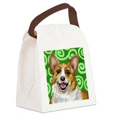 catface copy                      Canvas Lunch Bag