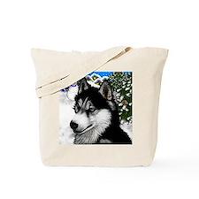 Siberian Husky copy                       Tote Bag