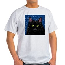 black cat copy 2                     T-Shirt