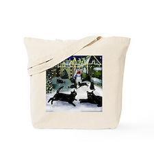 blcatshouse copy                          Tote Bag