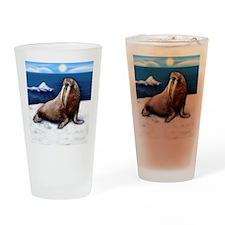 wolrus copy                         Drinking Glass