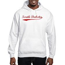 Red Vintage: South Dakota Hoodie