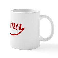 Red Vintage: Oklahoma Mug