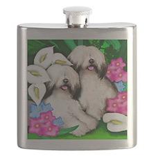 sheepdogflowersgarden copy                   Flask