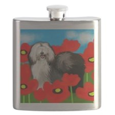 oldsheepdogppopies copy                      Flask