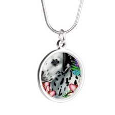 t-shirt110 copy              Silver Round Necklace