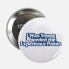 """""""I was young..."""" (D&D) Button"""