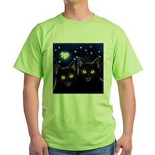 blcatsmoonlove copy                  T-Shirt