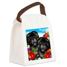 blackchows copy                   Canvas Lunch Bag