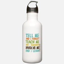 Involve Me Water Bottle