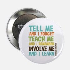 """Involve Me 2.25"""" Button"""