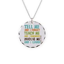 Involve Me Necklace