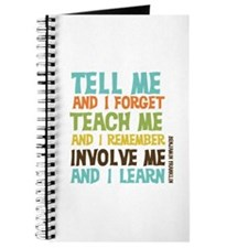 Involve Me Journal