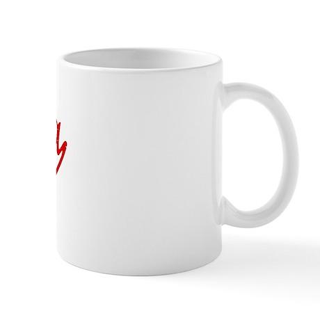 Red Vintage: Georgia Mug