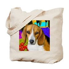 beaglehead2 copy Tote Bag