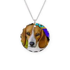 beaglehead2 copy Necklace