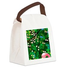 f2 Canvas Lunch Bag