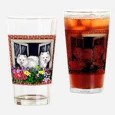 windoweski copy Drinking Glass