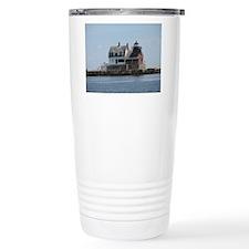Rockland Light Lighthouse Travel Mug