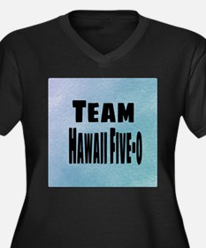 Team Hawaii Five-0 Plus Size T-Shirt