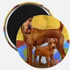 irishterrier4 copy Magnet