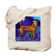 irishterrier3 copy Tote Bag