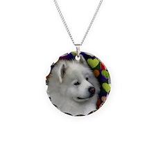 samoyed 3 copy Necklace