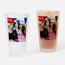schipperkegirl4 copy Drinking Glass
