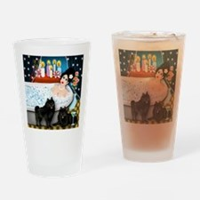 schipperkegirl3 copy Drinking Glass