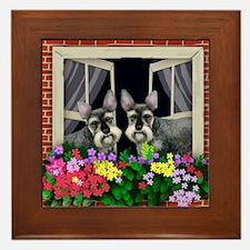 window copy Framed Tile