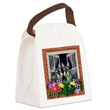window copy Canvas Lunch Bag
