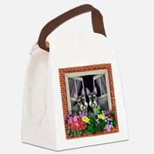 window copy Canvas Lunch Bag
