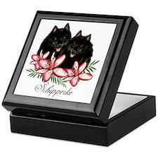 schipperke copy Keepsake Box