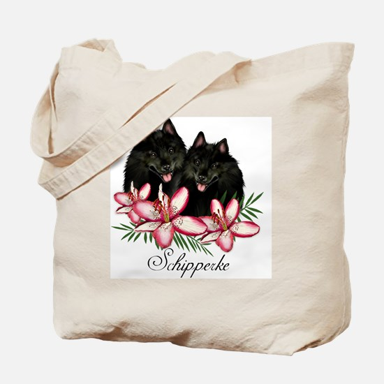 schipperke copy Tote Bag