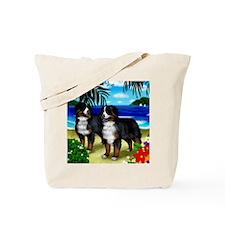 bernesebeach copy Tote Bag
