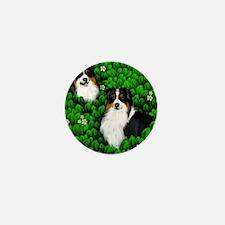 austrsheph pikaboo copy Mini Button