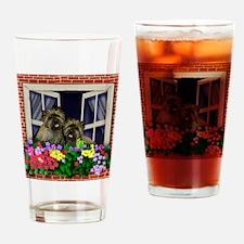 windowcairn copy Drinking Glass