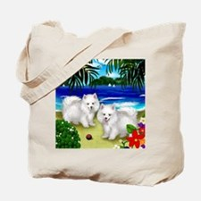 eskibeach copy Tote Bag