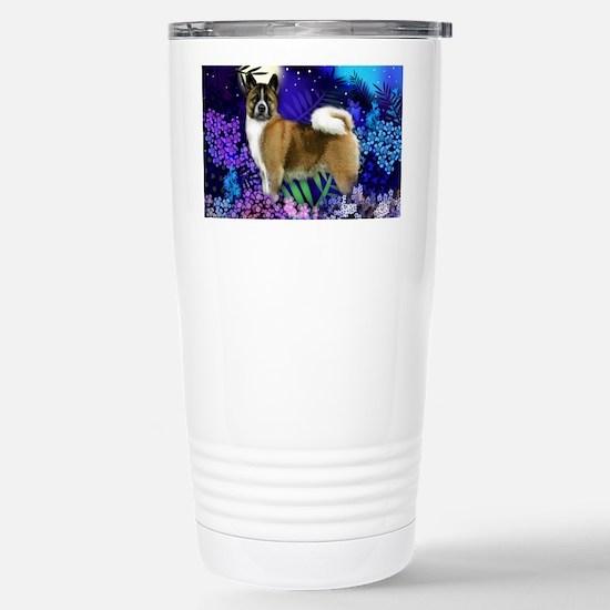 akitabrindlemoon2 Stainless Steel Travel Mug