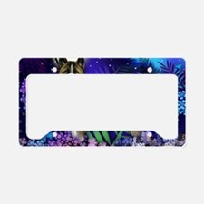 akitabrindlemoon2 License Plate Holder