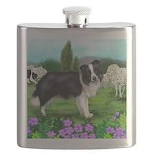 border collie3 copy Flask