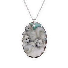 samoyed3PR Necklace