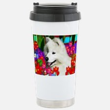 samoyedpupp Stainless Steel Travel Mug