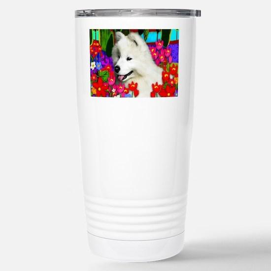 samoyedpupp Stainless Steel Travel Mug